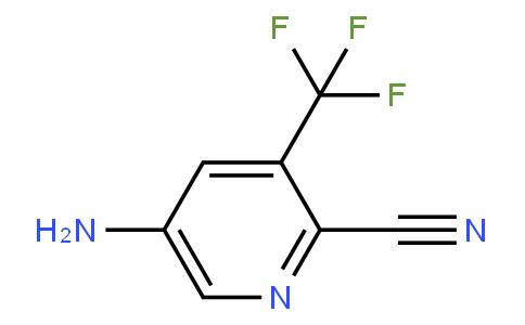5-AMino-3-(trifluoroMethyl)pyridine-2-carbonitrile
