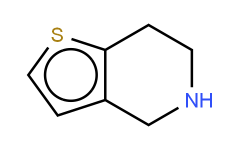 4,5,6,7-Tetrahydrothieno[3,2,c] pyridine hydrochloride