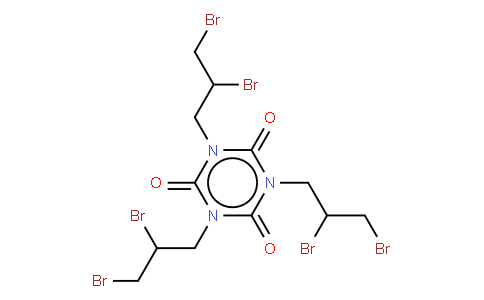 Tris(2,3-dibromopropyl) isocyanurate