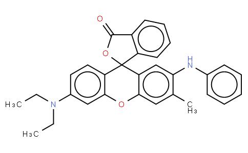 7-Anilino-3-diethylamino-6-methyl fluoran
