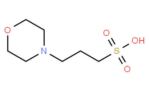 3-Morpholinopropanesulfonic acid