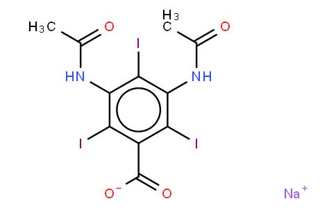 Diatrizoate sodium