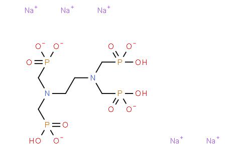 Ethylenediamine tetra(methylenephosphonic acid) pentasodium salt