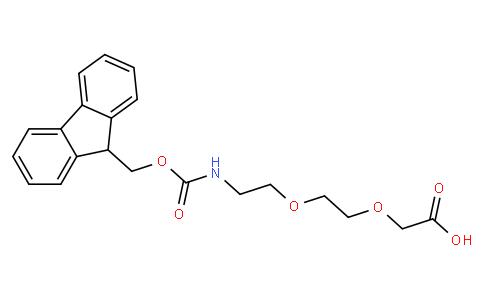 [2-[2-(Fmoc-amino)ethoxy]ethoxy]acetic acid