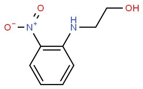 2-Nitro-N-hydroxyethyl aniline