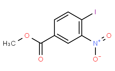 METHYL 4-IODO-3-NITROBENZOATE