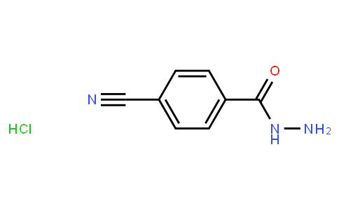 BC10707 | 1865223-60-4 | 4-Cyanobenzohydrazide hydrochloride