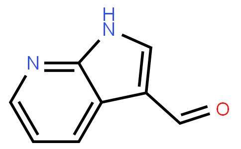 7-Azaindole-3-carboxaldehyde