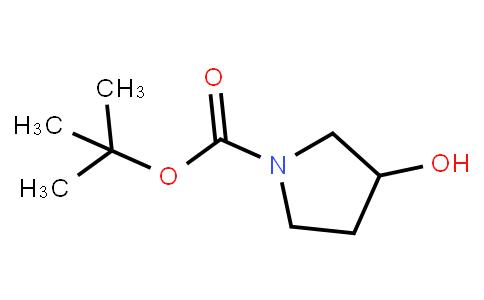 1-Boc-3-hydroxypyrrolidine