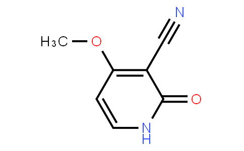 BC10763 | 21642-98-8 | 4-Methoxy-2-oxo-1,2-dihydro-pyridine-3-carbonitrile