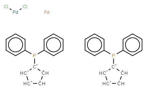 [1,1'-Bis(diphenylphosphino)ferrocene]dichloropalladium(II)