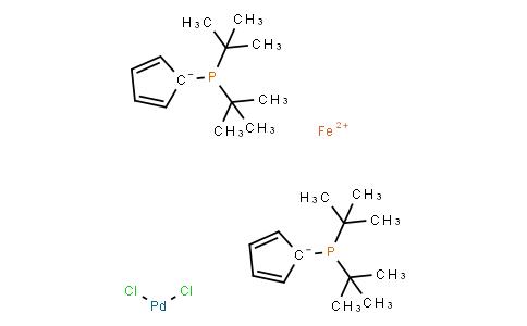 BC10799 | 95408-45-0 | 1,1'-Bis (di-t-butylphosphino)ferrocene palladium dichloride