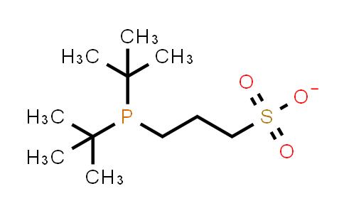 SC119426   1055888-89-5   Di-T-butyl(3-sulfonatopropyl)phosphine