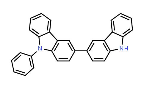 SC11936 | 1060735-14-9 | 9-Phenyl-9H,9'H-[3,3']bicarbazolyl
