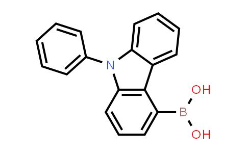 SC119414 | 1370555-65-9 | (9-Phenyl-carbazol-4-YL)boronic acid