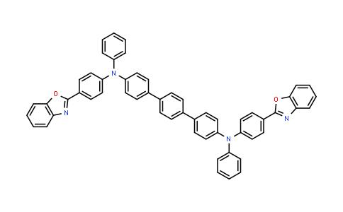 SC11933 | 1643848-14-9 | [1,1':4',1''-Terphenyl]-4,4''-diamine, N4,N4''-bis[4-(2-benzoxazolyl)phenyl]-N4,N4''-diphenyl-