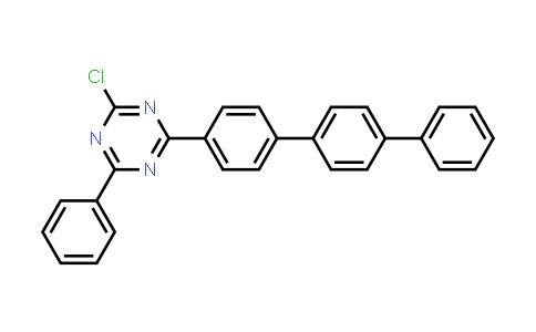 SC119418 | 1821147-85-6 | 2-([1,1':4',1''-Terphenyl]-4-YL)-4-chloro-6-phenyl-1,3,5-triazine