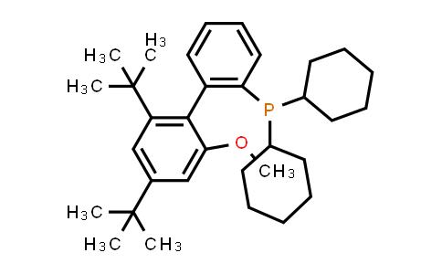 [2',4'-Bis(1,1-dimethylethyl)-6'-methoxy[1,1'-biphenyl]-2-YL]dicyclohexylphosphine