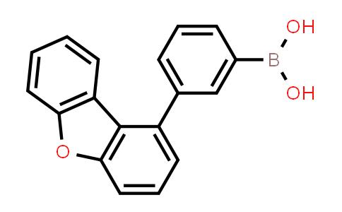 SC119422 | 2229864-76-8 | (3-(Dibenzo[B,d]furan-1-YL)phenyl)boronic acid