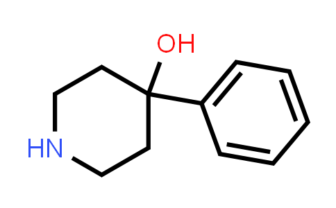 4-Hydroxy-4-phenylpiperidine