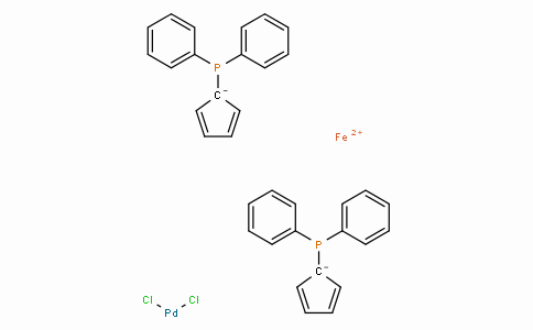 GC10001 | 1,1'-Bis(diphenylphosphino)ferrocene palladium(II)dichloride