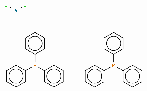 GC10005 | Dichlorobis(triphenylphosphine)palladium(II)