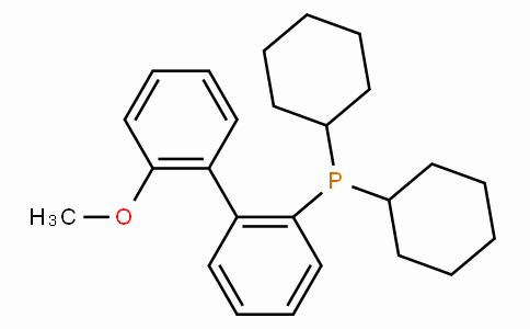 2-(Dicyclohexylphosphino)-2'-methoxybiphenyl