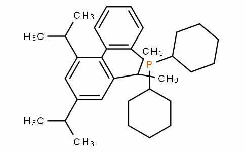 GC10132 | 564483-18-7 | 2-(Dicyclohexylphosphino)-2',4',6'-triisopropylbiphenyl