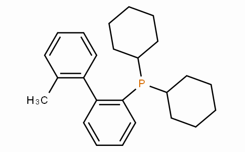 2-(Dicyclohexylphosphino)-2'-methylbiphenyl