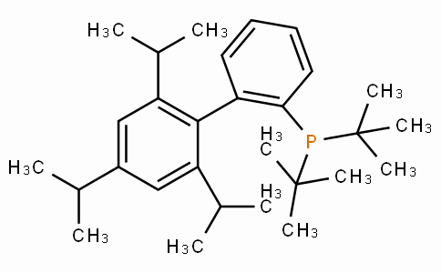 GC10151 | 2-Di-t-butylphosphino-2',4',6'-tri-i-propyl-1,1'-biphenyl