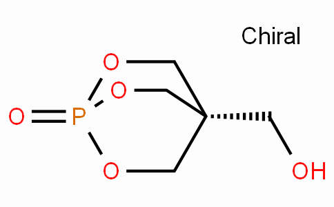 2,6,7-Trioxa-1-phosphabicyclo2.2.2octane-4-methanol, 1-oxide
