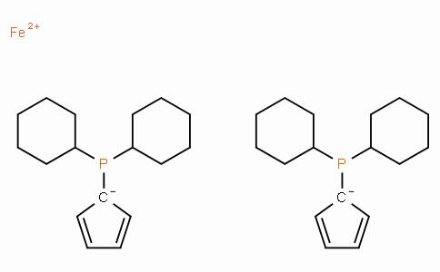 GC10233 | 1,1'-Bis(dicyclohexylphosphino)ferrocene