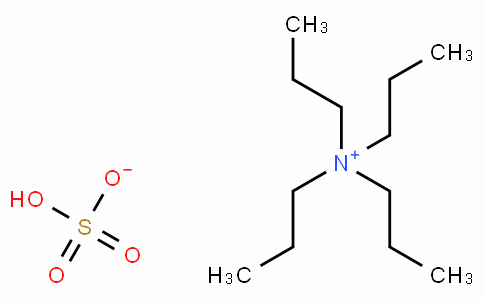 Tetrapropyl ammonium hydrogen sulphate