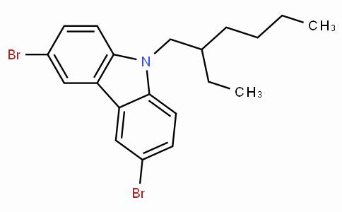 OL10002 | 173063-52-0 | 3,6-dibroMo-9-(2-ethylhexyl)-9H-carbazole