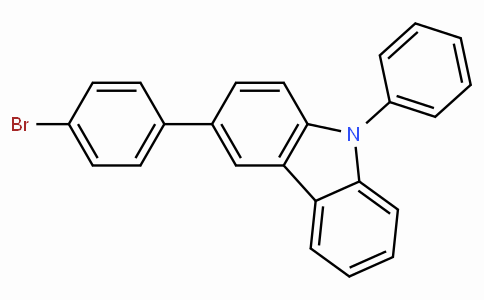 3-(4-bromophenyl)-N-phenylcarbazole