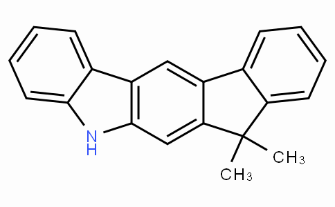 OL10034 | 1257220-47-5 | 5,7-Dihydro-7,7-dimethyl-indeno[2,1-b]carbazole
