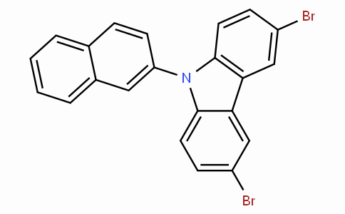 OL10042 | 1221237-83-7 | 9-(2-naphthalenyl)-3,6-DibroMo-9H-carbazole