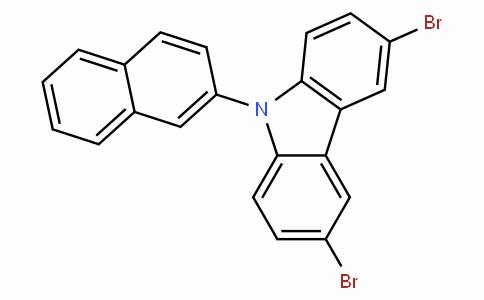 OL10046 | 9-(2-naphthalenyl)-3,6-DibroMo-9H-carbazole