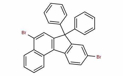 OL10048 | 854952-90-2 | 5,9-Dibromo-7,7-diphenyl-7H-benzo[c]fluorene