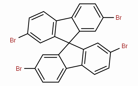 OL10052 | 128055-74-3 | 2,2',7,7'-Tetrabromo-9,9'-spirobifluorene