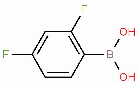 OL10075 | 2,4-Difluorophenylboronic acid