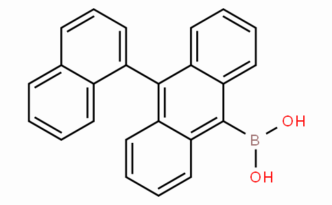 OL10092 | [10-(1-Naphthalenyl)-9-anthracenyl]boronic acid