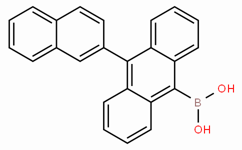 OL10096 | 597554-03-5 | 10-(2-Naphthyl)anthracene-9-boronic acid