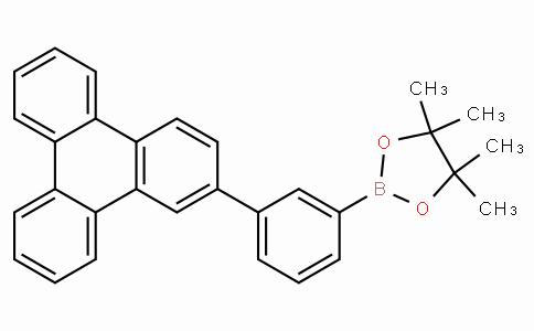 OL10119 | (3-(Triphenylen-2-yl)phenyl)boronic acid pinacol ester