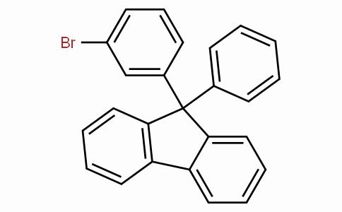 OL10124 | 9-(3-bromophenyl)-9-phenyl-9H-fluorene