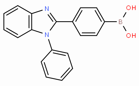 OL10125 | 4-(1-Phenyl-1H-benzimidazol-2-yl)phenylboronic acid