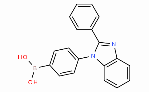 OL10126 | [4-(2-Phenyl-1H-benzimidazol-1-yl)phenyl]boronic acid