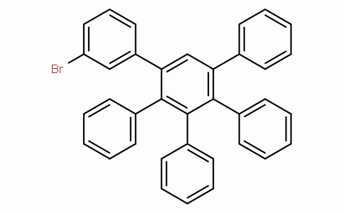 OL10149 | 872118-06-4 | 1,1':2',1''-Terphenyl, 3-bromo-3',4',5'-triphenyl-