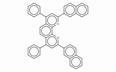 OL10166 | 2,9-Bis(naphthalen-2-yl)-4,7-diphenyl-1