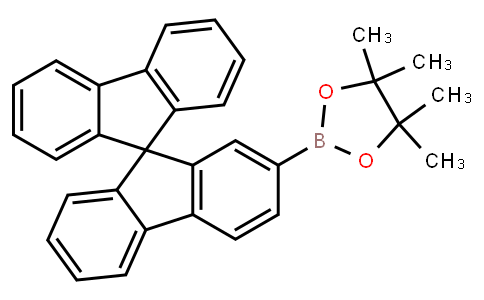 OL10181 | 884336-44-1 | 9,9-Spirodifluorene-2-Boronic acid pinacol ester